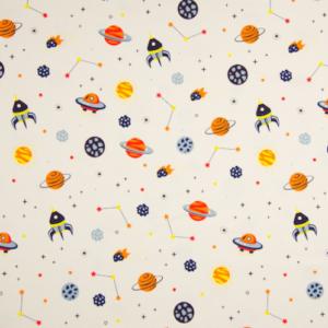 jersey planètes & fusées