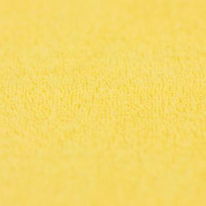 tissu éponge jaune chardonnet OEKOTEX See You At six