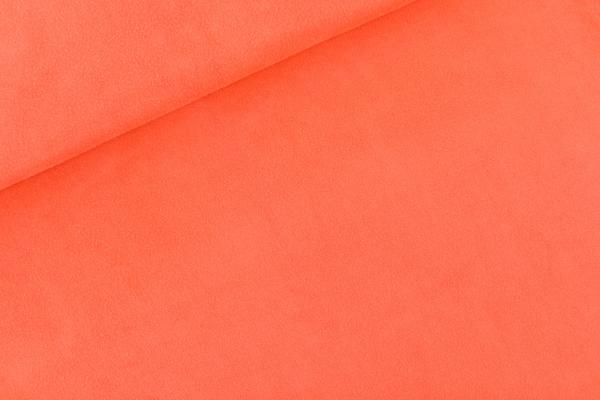 tissu éponge orange persimmon OEKOTEX See You At six
