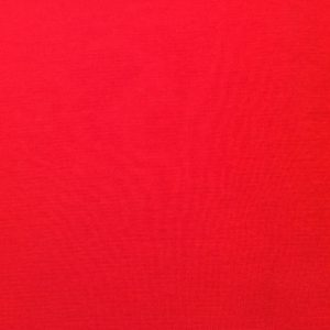 tissu bord côte rouge oeko tex