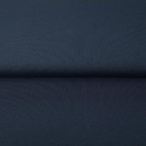tissu bord côte bleu jeans foncé oeko tex