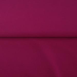 tissu bord côte fushia oeko tex