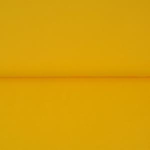 tissu bord côte jaune tournsesol oeko tex