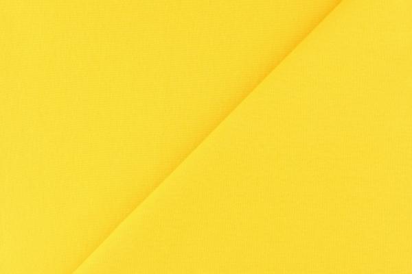 tissu bord côte jaune pâle oeko tex