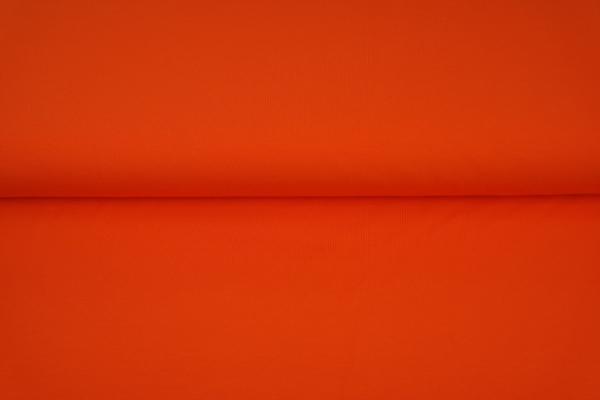 tissu bord côte mandarine oeko tex