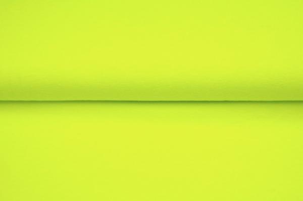 tissu bord côte vert anis oeko tex