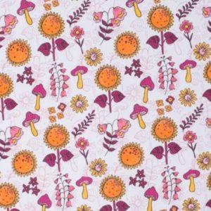 tissu coton Lena Lllesoff BIO