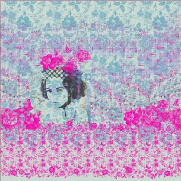 panneau tissu visage ange Oeko tex Stenzo