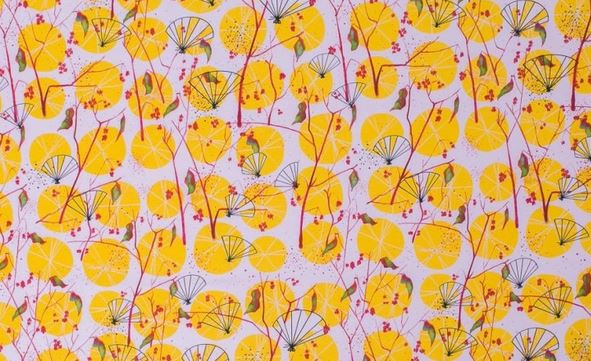 tissu jersey Tokyo Lllesoff BIO