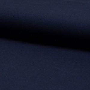 tissu coton uni marine oeko tex