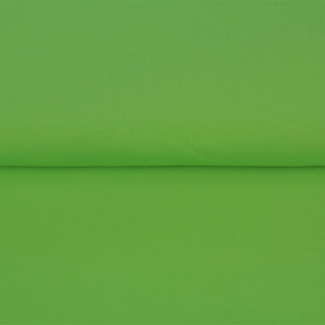 tissu jersey vert anis oeko tex