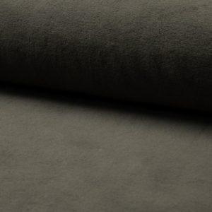 tissu polaire gris foncé oeko tex