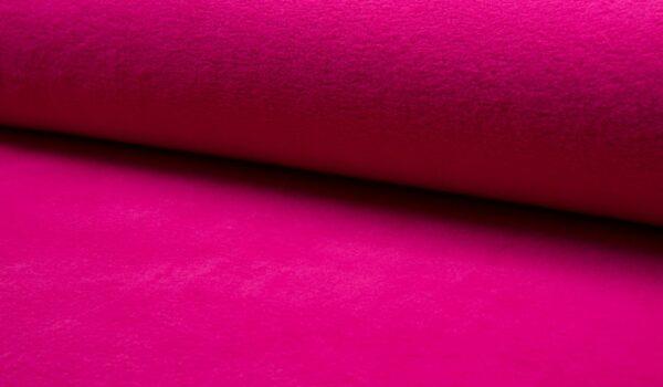 tissu polaire rose fushia oeko tex