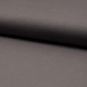 coton uni gris foncé oeko tex