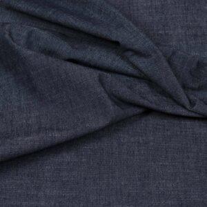 tissu jeans bleu strech oeko tex