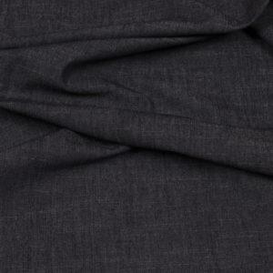 tissu jeans noir strech oeko tex