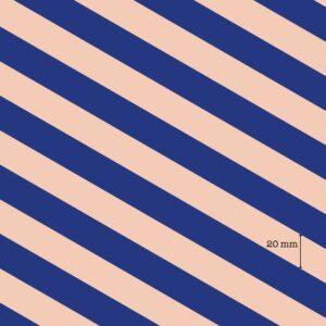 jersey diagonales bleues BIO