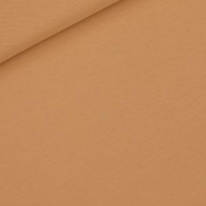 french terry brun fenugrec uni