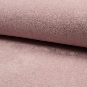 tissu bambou vieux rose oeko tex