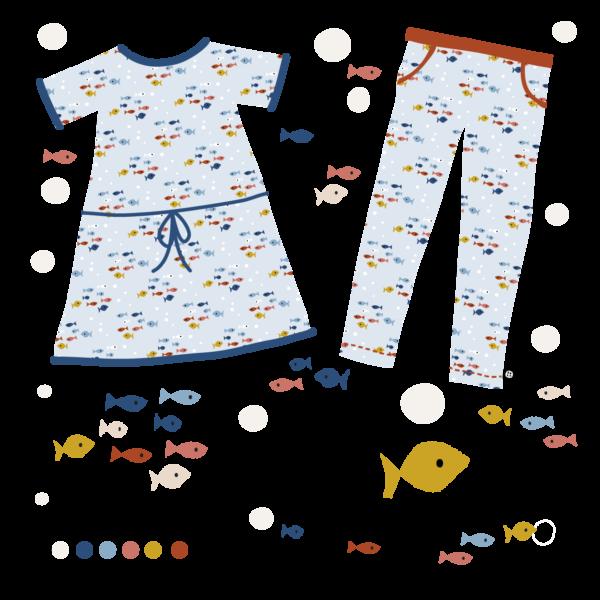Jersey Little fishy BIO