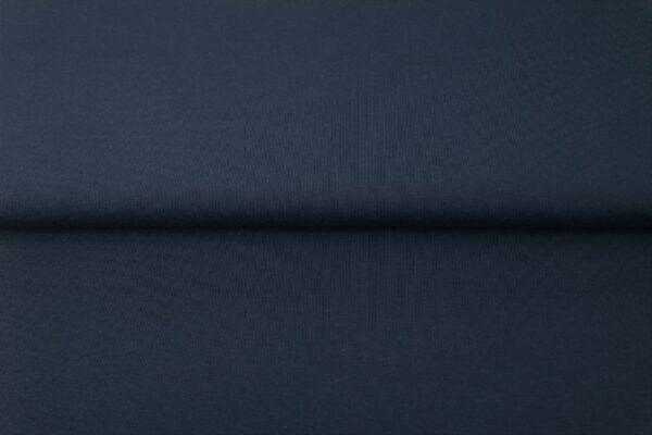 tissu jersey bleu marine oeko tex